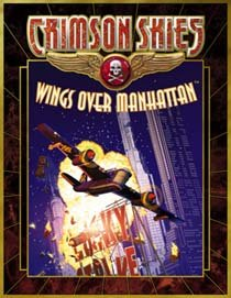 Wings over Manhattan Frontcover