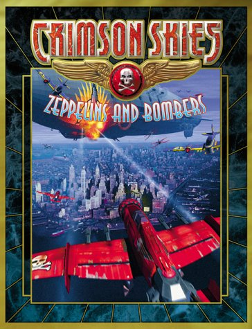 Zeppelins and Bombers Frontcover